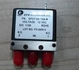 代理EPX SPDT-0A-18A-D同轴射频开关