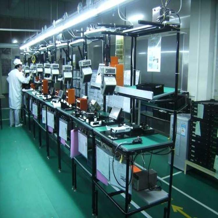 电子 电器生产线价格 四川 成都电子厂 车间皮带