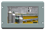 上架式7寸工业级显示器CX-070-GT2工业触摸显示器