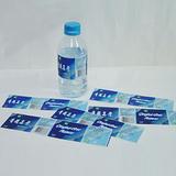 矿泉水标签膜订做,深圳承接印刷标签膜厂家