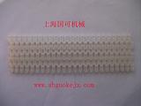 【白色7100网带哪里买】-7100塑料转弯网带那家质量有保证