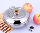 厂家直销 供应不锈钢汤婆子 1.6L-2.3L烫婆子 带磁