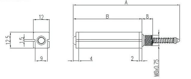 ksc微型位移传感器