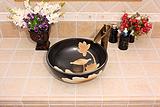 家居装饰品艺术盆 陶瓷洗脸盆