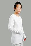 广州服装批发定做团购瑜伽服禅修服厂家直销