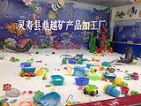 鼎越矿产批发大型游乐园专用白沙子20-40 儿童沙池专用沙