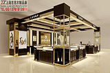上海珠宝店设计,珠宝柜设计