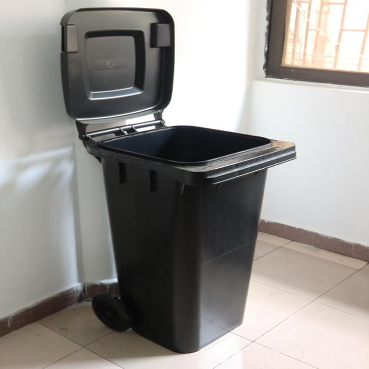 供应防静电户外垃圾桶|防静电240升垃圾桶|带盖垃圾桶.