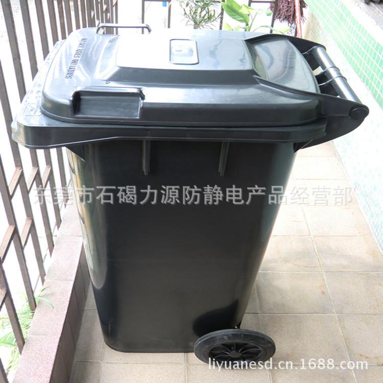 供应防静电垃圾桶|防静电推车式垃极桶|防静电有盖