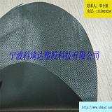 300D环保军绿色高密度40*32PVC军用雨衣面料