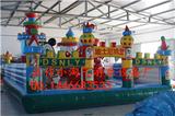 小淘气之迪士尼充气城堡儿童游乐