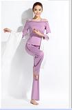 尚城国际瑜伽服套装批发广州厂家一件代发