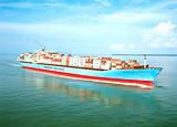最优势海运佛山到上海往返快线门到门集装箱运输服务