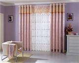 进口家装装饰窗帘品牌