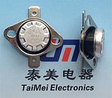 东莞泰美TM22温控开关-突跳式温控器厂家报价