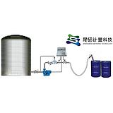 自动化控制分装槽车系统