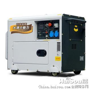 15KW车载静音柴油发电机