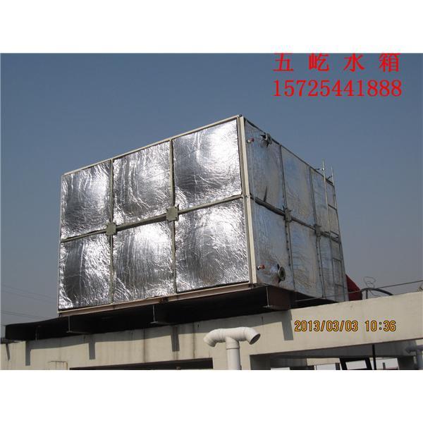 玻璃钢成品消防水箱厂批发价格