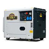 日本大泽10KW柴油发电机