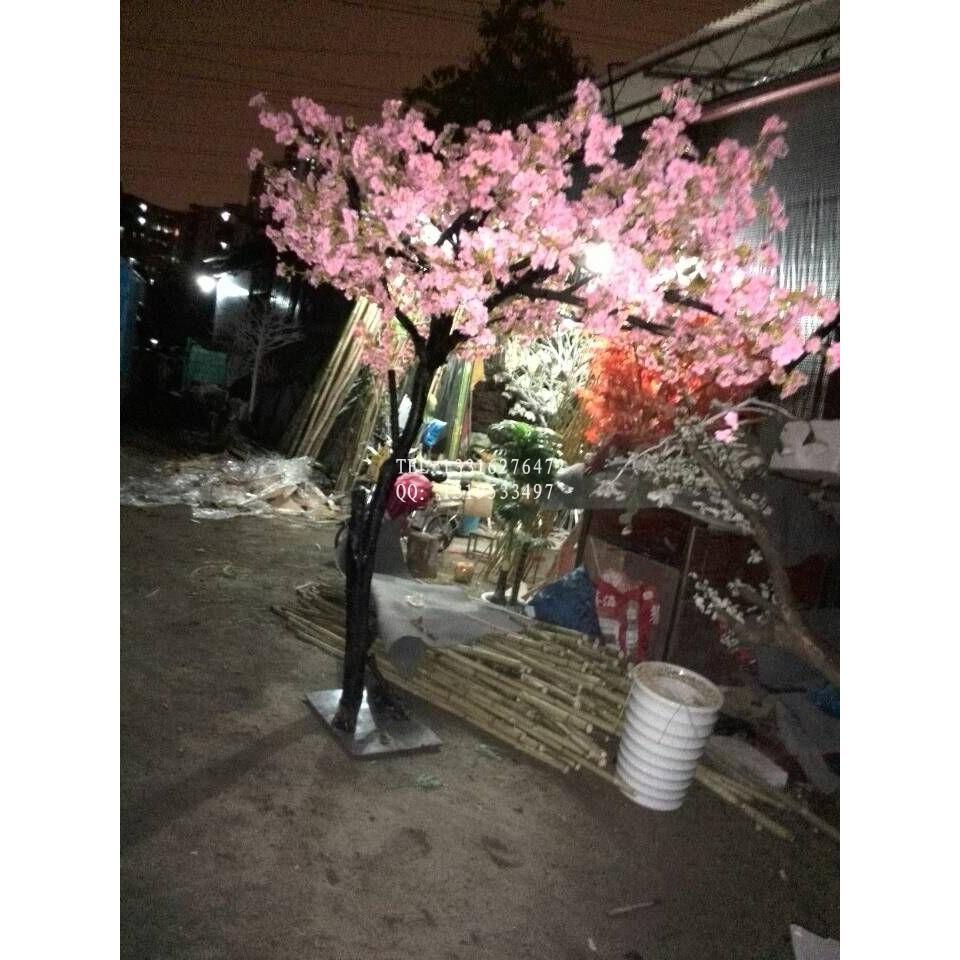 供应:樱花树枝定做价格