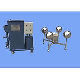 移动式浮油吸收器原理