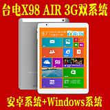 台电X98 AIR 3G双系统 9.7寸32G平板电脑
