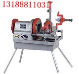 佳信机械供应6寸电动套丝机  电动切管套丝机,绞丝机,管螺纹套丝