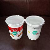 山东直供,一次性塑料杯,奶茶杯,牛奶杯,可印制logo,
