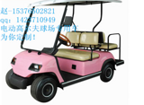 高尔夫球场专用电车