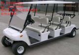 出口欧洲高尔夫球场专用电车