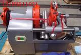 现货供应高低速圆钢套丝机 佳信低速圆钢套丝机