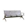 供应优质机场不锈钢连排椅,候诊候车区连排椅 休闲排椅