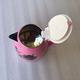 批发托玛琳电水壶 双重保温变色电热水壶