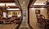 湖南长沙原木家具定制实惠物美、整房原木餐桌、护墙板定制全木家具