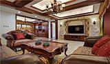 长沙原木家具厂定制全屋家具顾客满意、全屋原木书桌、书柜定制