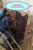 常熟市污水池交接缝堵漏、污水池断裂缝堵漏、伸缩缝堵漏专业堵漏公司