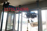 车载小吊机吊沙机液压吊运机直滑式遥控小型吊运机小型吊机楼房上料机