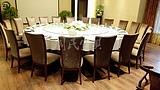 供应餐厅家具ZS-C093茶餐厅餐桌椅定做