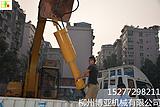 开挖地基专用大型液压劈裂机