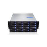 36盘位高清网络视频存储服务器磁盘阵列500万300万200万