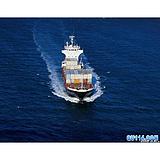 高效率船运东莞到山东往返快线门到门货柜运输服务