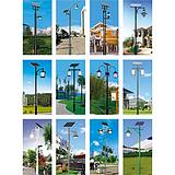 扬州6米18W太阳能路灯厂家 6米太阳能路灯厂家 扬州永耀