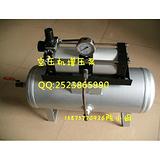 品质气动增压泵,空气增压泵,带罐子增压泵