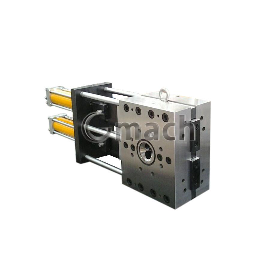 双板双工位液压换网过滤器