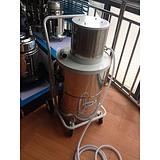 供应南京气动防爆吸尘器|凯德威气动吸尘吸水机AS-EX60