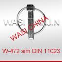 天津万喜供应安全销保险销DIN11023