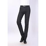 冬季韓版大碼加絨加厚牛仔褲女大碼保 仔褲女黑色顯瘦誤暖鉛筆