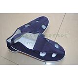 深蓝色食品厂用无菌洁净鞋批发价格