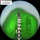 厂家直销供应RAISE钨钢锯片刀片专用加工眼镜外定位铰链