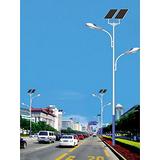 市电互补太阳能路灯 一体化太阳能路灯厂家 江苏天叙照明